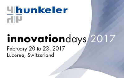 Ironsides Technology Exhibits at Hunkeler Innovationdays
