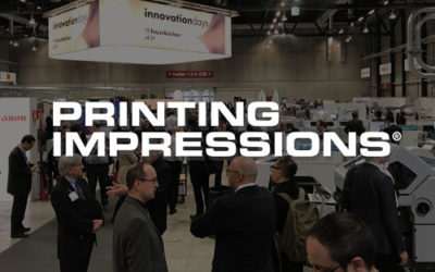 Printing Impressions – Hunkeler Innovationdays Review