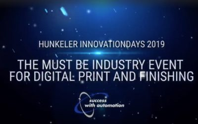 Ironsides Technology to Exhibit at Hunkeler Innovationdays 2019